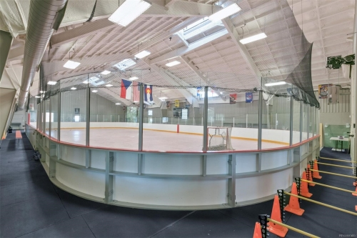 Former Avalanche great Milan Hejduk is selling his Parker mansion. And it comes with an ice rink and Zamboni.