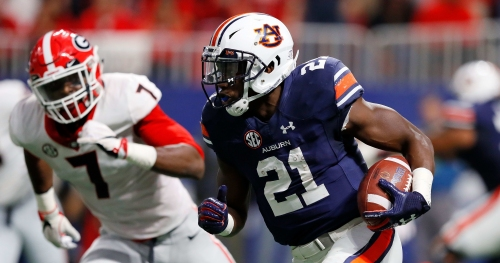 The Auburn numbers game: Determining the best RB jersey number isn't simple