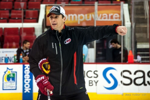 Canes Country Podcast: Rod Brind'Amour and the Frying Pan Full of Glass