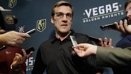 Golden Knights GM happy for Capitals team he helped rebuild