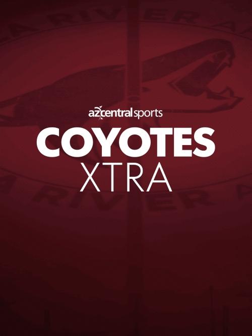 Arizona Coyotes XTRA app: Get latest news, scores