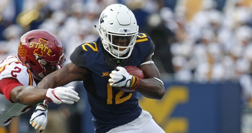 West Virginia football: WR Gary Jennings poised for another big season in Morgantown