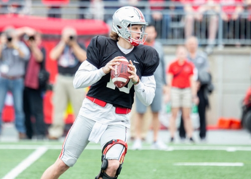 Ohio State quarterback notes: Joe Burrow transfer options; 2019 recruiting; could OSU add another QB?