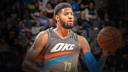 Thunder news: Paul George out 6-8 weeks after left knee scope