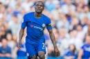 Thibaut Courtois backs Tiemoue Bakayoko to be 'formidable' alongside N'Golo Kante at Chelsea
