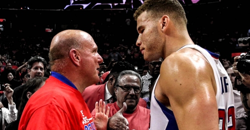 Blake Griffin says he hasn't spoken to Clippers owner Steve Ballmer since trade