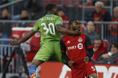 Rate the Reds: Toronto FC 1-2 Seattle Sounders