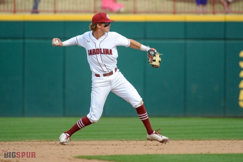 Gamecocks Blanked by Cougars 9-0