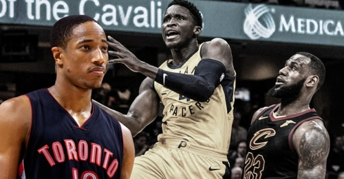 Feat Pacers have over Cavs that'll make the Raptors jealous
