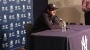 Yankees manager Aaron Boone talks about Brett Gardner's spark