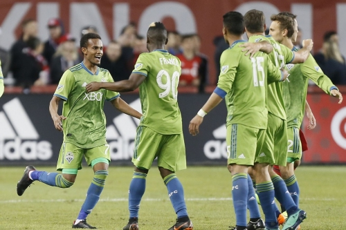 Sounders at Toronto FC, recap: Seattle rides bear to victory