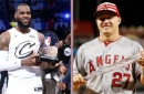 Mike Trout is the LeBron James of baseball says Nick Swisher