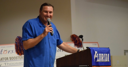 Dan Mullen says Florida football has 'fallen behind a little bit,' determined to get it back on top