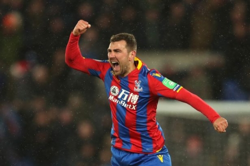 Cardiff City and Aston Villa linked with Crystal Palace star James McArthur and German striker