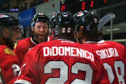 MBS: IceHogs take 3-0 series lead over Moose