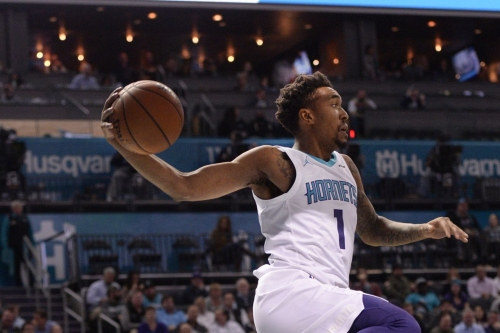 2017-18 Hornets Season Review: Malik Monk