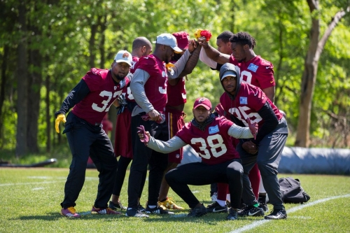 Daily Slop: Swearinger believes upgraded D-Line will bring confidence; Losing McVay may have put wheels in motion for Redskins to keep Kyle Smith