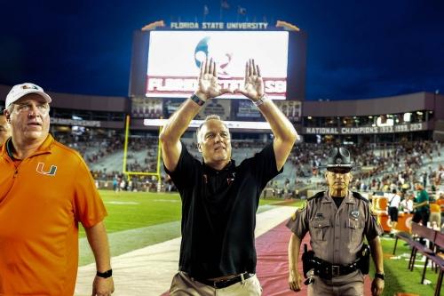 Miami Hurricanes Football: Analyzing Mark Richt's New Contract