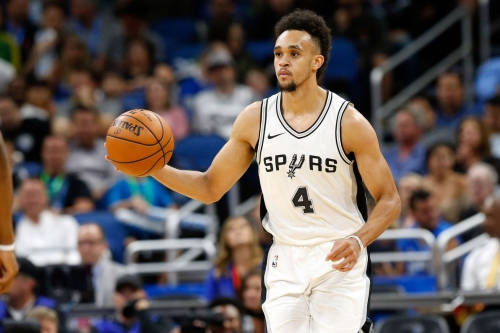 Spurs 2017-18 Player Reviews: Derrick White