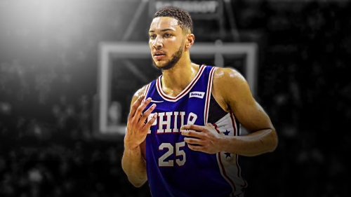 Video: Ben Simmons gives his jersey to 76ers fan after Game 5
