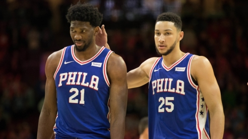 Joel Embiid, Ben Simmons Heap Praise On Celtics Fans After Wild Series