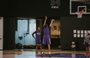 Lakers Video: Brandon Ingram Works Out With Victor Oladipo's Trainer, Returns To Duke Roots