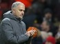 Team News: Manchester United make eight changes for West Ham United clash