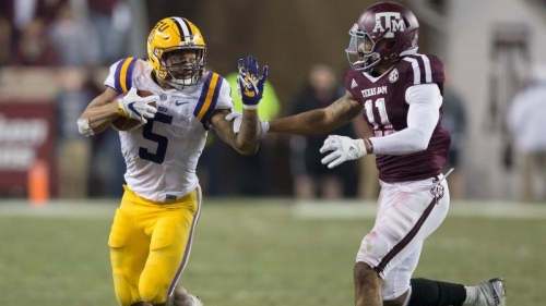 Redskins coach Jay Gruden sees Derrius Guice as 'first-, second-down banger' in running game