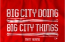 Matt Adams Big City Doing Big City Things t-shirt from Breaking T