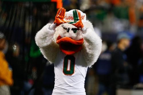 SI ranks Miami Hurricanes Football 6th
