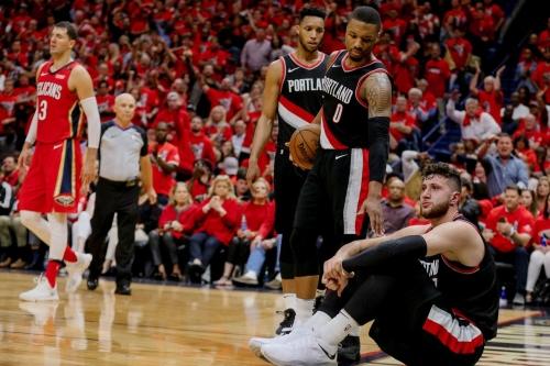 Blazers, Raptors Can Grow Through Playoff Failure