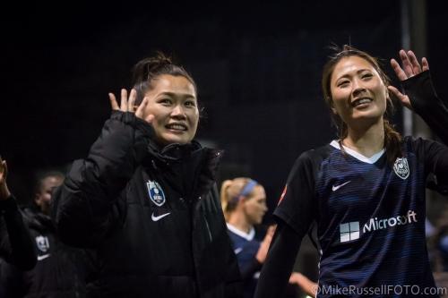 Valkyratings: Kawasumi bends the ball to her will