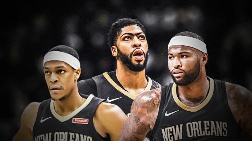 Pelicans' Alvin Gentry reiterates that everyone wants DeMarcus Cousins, Rajon Rondo back