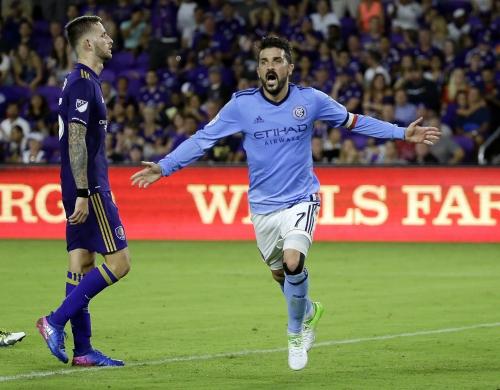 New York City FC player salaries 2018