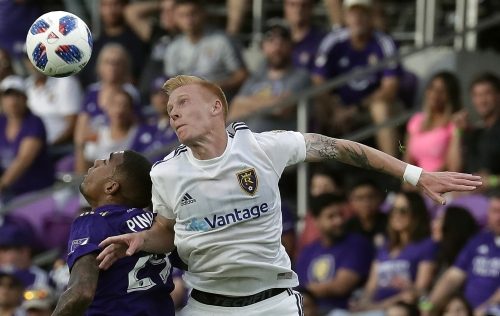Real Salt Lake player salaries 2018