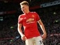 Scott McTominay hoping to feature for Manchester United in FA Cup final