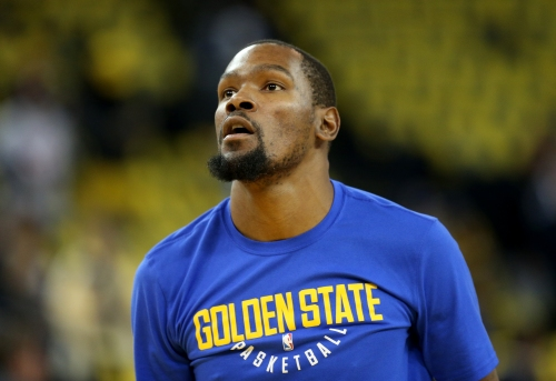 """Kevin Durant on retired teammate: """"Nick [Collison] meant a lot to me"""""""