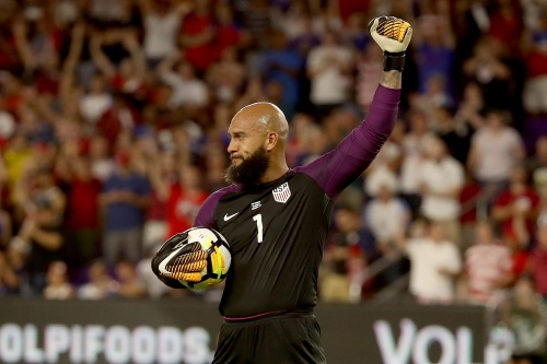 Kiszla: As America's keeper, Tim Howard embraces pain that will never go away and prospect of retirement