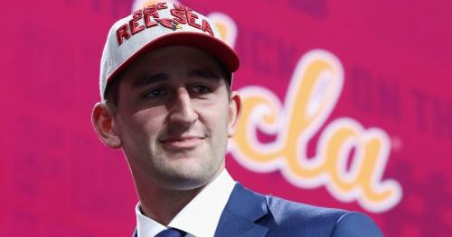 Josh Rosen signs contract with Arizona Cardinals