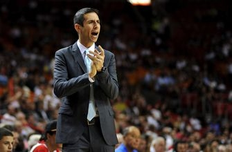 James Borrego hired by Hornets, becomes first Hispanic full-time head coach in NBA history
