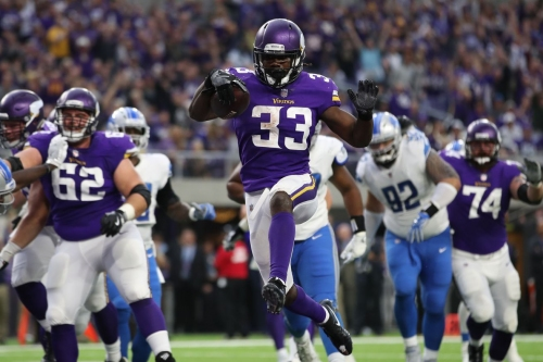 Waiting too long to get your Vikings in fantasy football might be a mistake