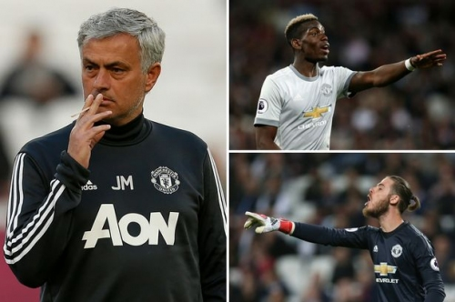 Manchester United transfer news LIVE Paul Pogba and David De Gea update