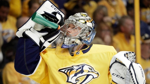 Jets deliver one final blow to Rinne, Predators