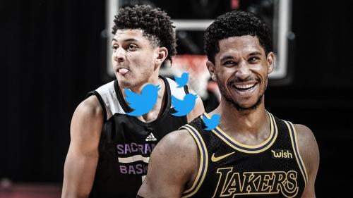 Josh Hart trolls Kings rookie Justin Jackson on Twitter