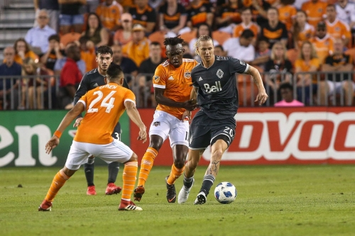 Match Preview: Whitecaps vs. Houston Dynamo
