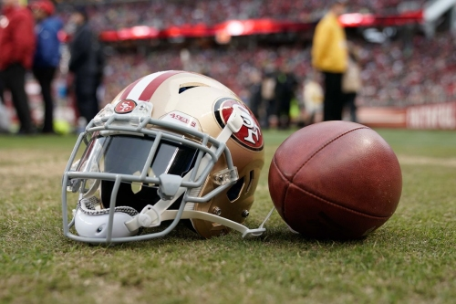 49ers gambling lines shows a schedule easier on the back end