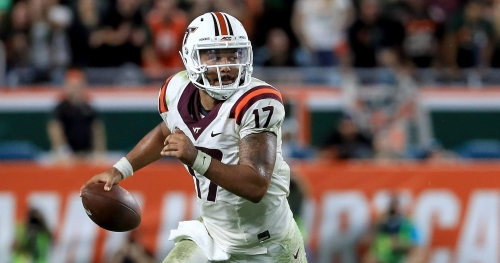 Virginia Tech's quarterback situation — mapping out the next 5 years