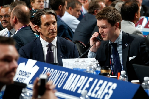 Leafs name Kyle Dubas new general manager