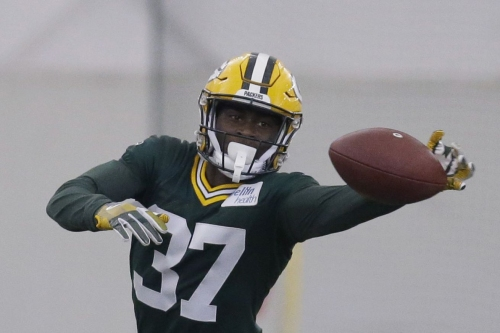 Packers CB Josh Jackson mentioned as 2018 Defensive ROY candidate