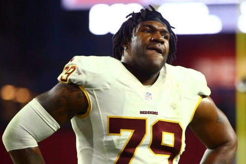 If you Think the Redskins Situation at Left Guard is a Problem, Think Again...